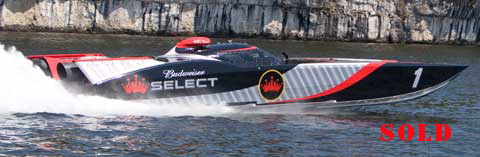 Dave Scott's Offshore Racing Record Breaking Tour